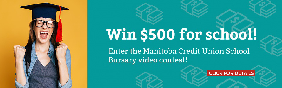 Manitoba Credit Union Bursary